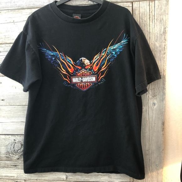 Harley-Davidson Other - Harley-Davidson Shirt Cheyenne Wyoming XL